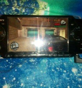 PSP е3008 с камерой обмен на psp e1008