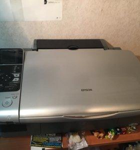 Принтер МФУ EPSON CX5900