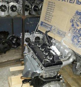 Двигатель ЗМЗ 40524 евро3 Новый с завода.