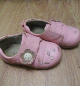 Обувь для девочки р.25