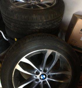 Комплект колёс на BMW X6 X5