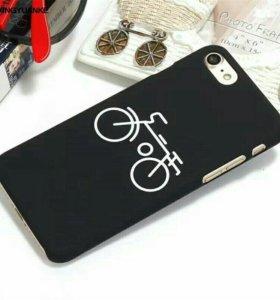 Чехол iphone 5,5s новый