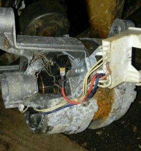 Мотор стиральной машины zanussi fa 822