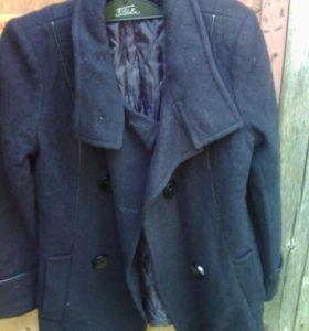 Кашимировое пальто