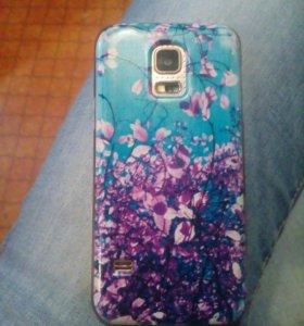 Чехол для телефона на samsung galaxy s5 mini