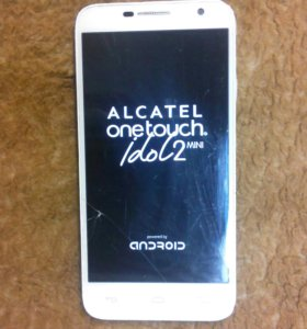 Смартфон Alcatel one touch idol2