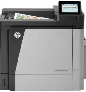 Принтер HP LaserJet Enterprise M651n