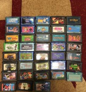 Игры для Game Boy Advance