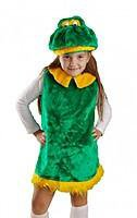 Новый  новогодний  костюм лягушки