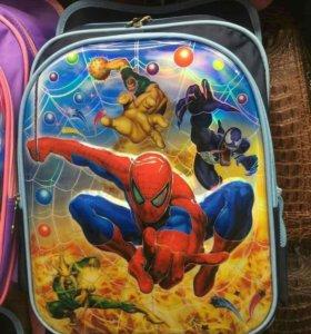 Рюкзак Супергерои. Человек паук Ранец