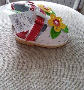 Продам летние туфельки
