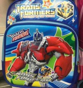 Детский ранец Трансформеры Transformers