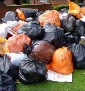 Вывоз мусора любой сложности