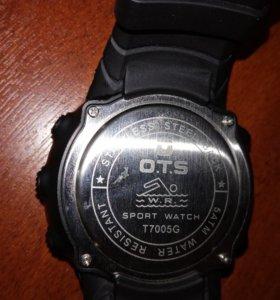 Продам часы наручные электронные O.T.S
