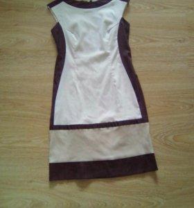 Нарядное ( плотный стрейч) платье