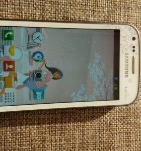 Samsung GT-S7562 Galaxy S Duos LaFleur White