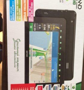 Навигатор+планшетник+видео регистратор
