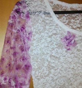 Блузка новая,42-44