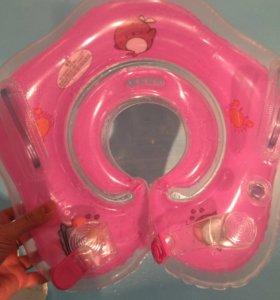 Круг на шею для купания малыша