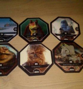 Звёздные карточки