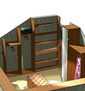 Изготовим мебель на заказ.фабрика г.радужный