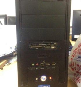 Компьютер Quad 9450/ddr2-4gb/hdd500/Win7x64