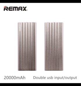 Внешний аккумулятор Remax Vangurd RPV-20 20000 mAh