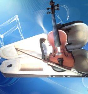 Скрипка 1/4 Hans Klein производство Германия