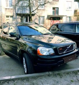 Volvo XC90 2.5 AT,210 л.с 2007 г