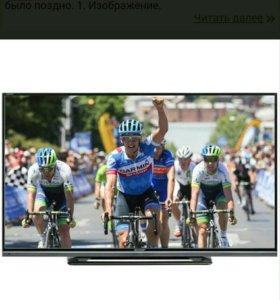 Телевизор sharp lc-32ld165ru