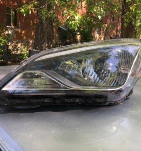 Блок фара Hyundai solaris
