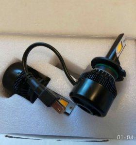 Автомобильные светодиодные лампы h7