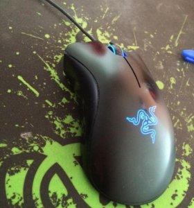 Мышь игровая Razer deathadder