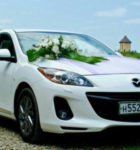 Mazda 3 выставочная модель!