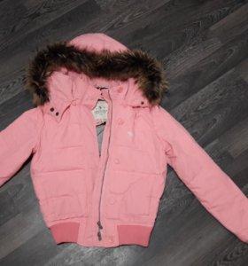 Куртка Abercrombie & Fitch 42разм