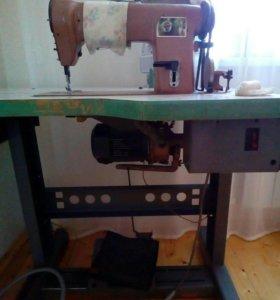 Промышленная, швейная машина.