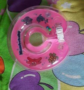 Круг на шею для плавания малыша