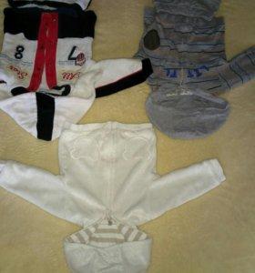 Спортивный костюм до 3 лет