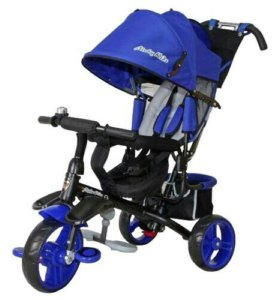 Трехколесный велосипед Moby Kids Comfort-maxi
