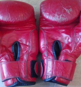 боксёрские перчатки грин хилл