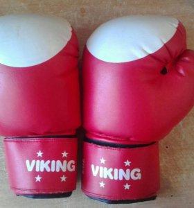 Боксёрские перчатки викинг