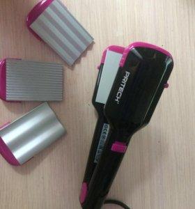 Профессиональный стайлер для волос 4в1