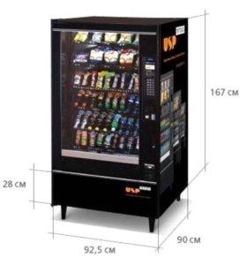 Торговый снек-автомат