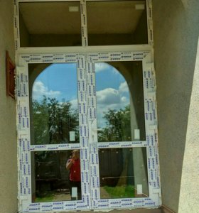 Пластиковые окна, двери, ролеты