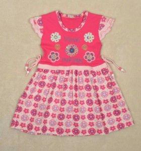 Платье р.86 92