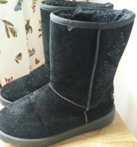 Угги Зимние ботинки 35-36