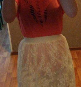 Блуза+юбка