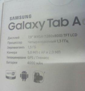 Планшет samsung galaxy tab a 7''