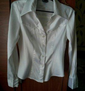 Блузка - рубашка женская, р. 42-44