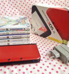 Консоль Nintendo 3DS с отличными играми